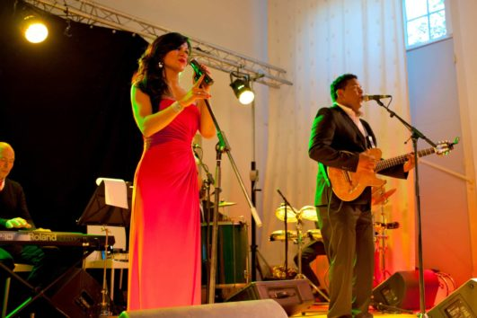 Bossa nova band