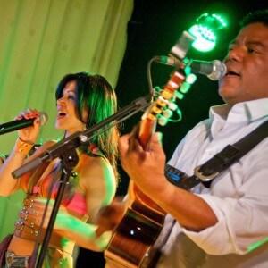 Braziliaanse live artiesten