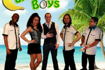 Tropische allround band Caribbean Boys