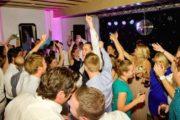 DJ feestavond bruiloft