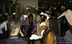 Band Caribbean Boys met Wai anjisa lied