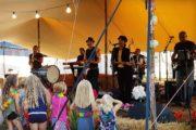 Allround Surinaamse band voor jong en oud
