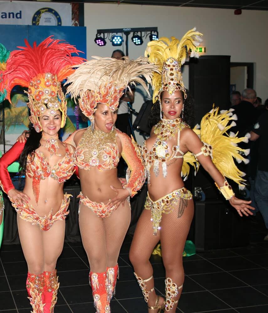 danseressen zomercarnaval