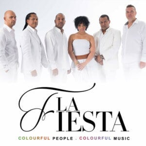 La Fiesta - Allround coverband met kleur