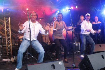 Salsa orkest P Latino