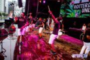 surinaamse brassband live on stage zomercarnaval